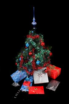Free Xmas Tree Stock Photography - 3316262