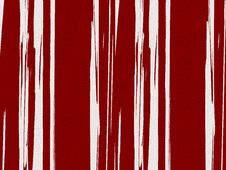 Red Decorative Background Royalty Free Stock Photo