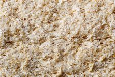 Diet Bread Texture Royalty Free Stock Images