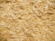 Free Gold Rock Texture Royalty Free Stock Photography - 3317177