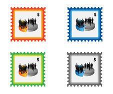 Free Stamp Stock Photo - 3317530