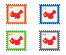 Free Stamp Royalty Free Stock Photos - 3317688