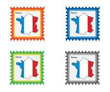 Free Stamp Royalty Free Stock Image - 3317696