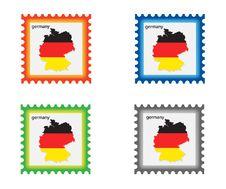 Free Stamp Royalty Free Stock Photo - 3317705