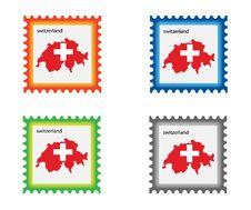Free Stamp Royalty Free Stock Image - 3317756