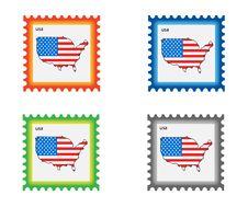 Free Stamp Stock Photo - 3317780