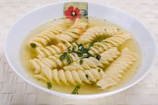 Free Soup, Broth Royalty Free Stock Images - 3317859