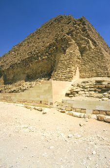 Free Step Pyramid Of Djoser, Egypt Royalty Free Stock Photos - 3317938
