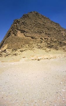 Free Step Pyramid Of Djoser, Egypt Stock Photos - 3317983
