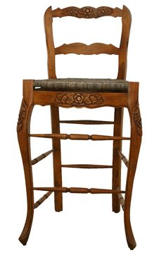 Free Wooden Chair Royalty Free Stock Photography - 3318657