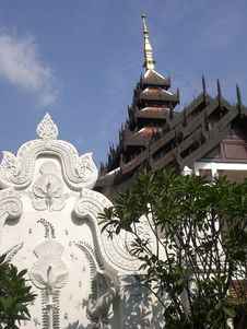 Free Chiang Mai Mandarin Oriental Stock Photo - 3319380