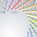Free Abstract Paper Ribbons Stock Photo - 33104070