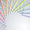 Free Abstract Paper Ribbons Stock Image - 33104131