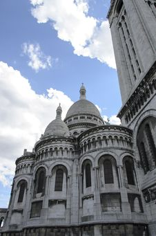 Free Sacré Coeur, Paris Royalty Free Stock Image - 33102066