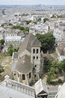 Free Sacré Coeur, Paris Royalty Free Stock Photos - 33106348
