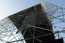 Free Scaffolding Stock Photo - 33106620