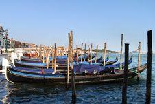 Free Venetian Gondola Stock Photos - 33106723