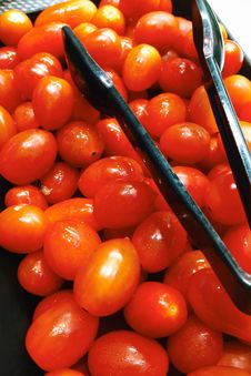 Free Tomato,Salad Buffet Stock Photo - 33109220
