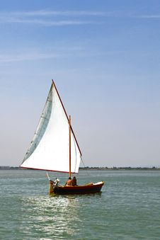 Free Sailboat Stock Image - 33109711