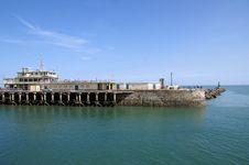 Free Ramsgate Harbor Control Stock Image - 33109721
