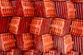 Free Roof Tile Stack Of Thai Temple Royalty Free Stock Photography - 33119577
