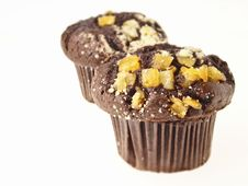 Free Muffin In Blur Stock Image - 33110061