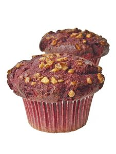 Free Big Muffin Cake Stock Images - 33110424