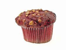 Free Alone Almond Muffin Royalty Free Stock Photo - 33110495