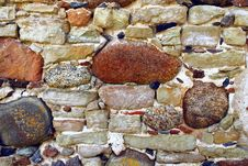 Free Stone Wall Royalty Free Stock Photography - 33111227