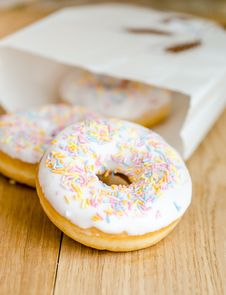 Free Donuts Stock Image - 33111511