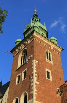 Free Krakow Wawel Castle Poland. Royalty Free Stock Image - 33115566