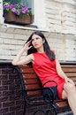 Free The Elegant Girl Royalty Free Stock Images - 33122399
