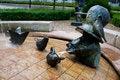 Free Water Dwarfs, Wrocław Royalty Free Stock Photography - 33135717