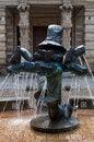 Free Water Dwarfs, Wrocław Stock Photos - 33135813