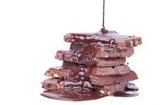 Free Chocolate Hazelnut Royalty Free Stock Photos - 33136168
