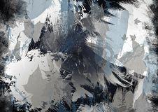 Free Splatter Wall Stock Image - 33136201