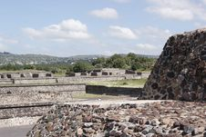 Free Teotihuacan 1 Stock Photos - 33136213