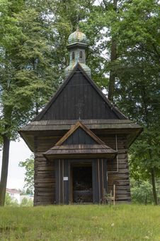 Free Wooden Church Royalty Free Stock Images - 33138079