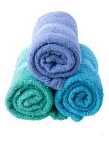 Free Colorful Towels Stock Photo - 33143320