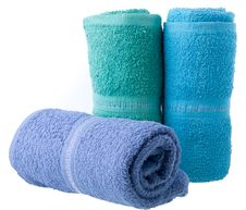 Free Colorful Towels Stock Photography - 33143362