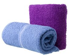 Free Colorful Towels Stock Photography - 33143372