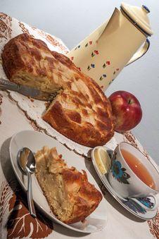 Free Apple Pie Stock Image - 33150311