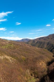 Free Landscape In The Appennino Stock Photography - 33150592
