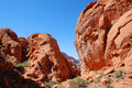 Free Redstone Area In The Lake Mead Recreational Area. Stock Photo - 33168820