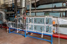 Free Ventilating Plant Stock Photography - 33161532