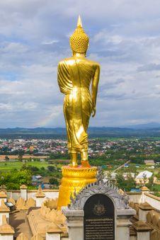 Free Golden Buddha Statue Stock Photos - 33162553