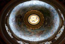 Free S. Pietro Basilica Ceiling - Stock Image Stock Images - 33163314