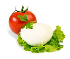 Free Mozzarella Royalty Free Stock Photo - 33164815