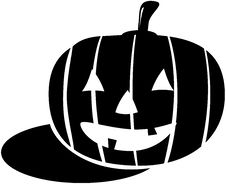 Free Charming Halloween Pumpkin Stock Images - 33167164