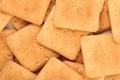 Free Background Of Stake Saltine Soda Cracker. Royalty Free Stock Photos - 33185288